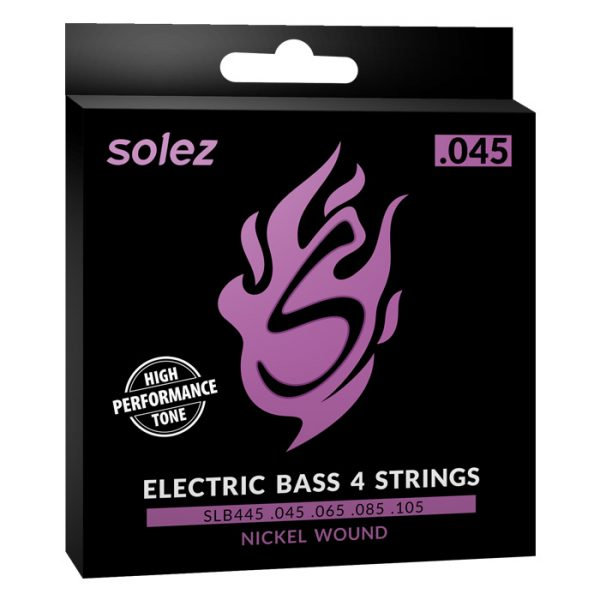 SLB445 - Solez Strings for Double Strings 0.045 Caliber